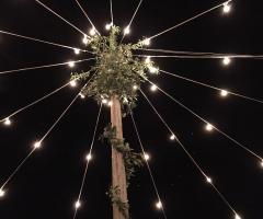 Masseria Eccellenza - Coreografia notturna