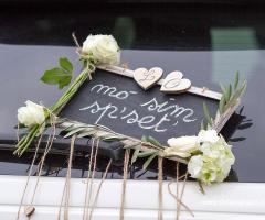 Elisabetta D'Ambrogio Wedding Planner - Il noleggio auto per il matrimonio