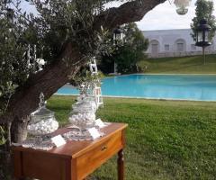 Villa Cenci - La confettata all'aperto
