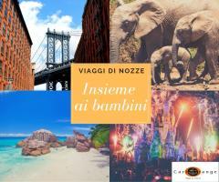 Silvia Bossini CartOrange - I viaggi di nozze su misura