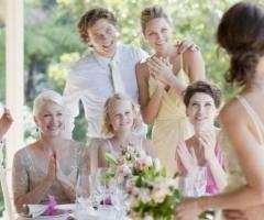 Regalo testimoni di nozze