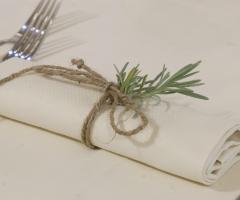 Ristorante Alla Veneziana - Particolare della tavola