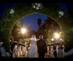 Villa Vergine - L'entrata della sposa