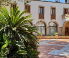 Antica Masseria Martuccio - Il cortile