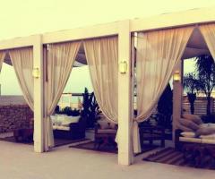 COCO - Beach Club & Eventi di Classe - Gazebi per il matrimonio