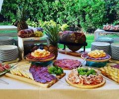 Tenuta I Massini - Buffet degli antipasti