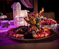Villa Valente - Buffeti di frutta all'aperto