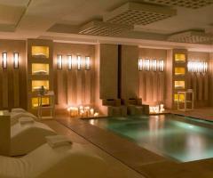 Borgo Egnazia - La sala benessere