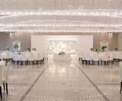 Lo Smeraldo Ricevimenti - La sala Dea Ebe