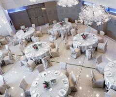 Bouganville Ricevimenti Potenza - La sala Gardenia