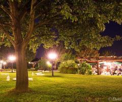 Villa Valente - I giardini