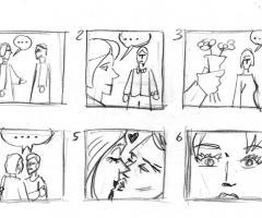 Dimitri Gori - Matrimonio a fumetti
