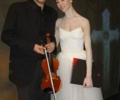Quartetto d'archi Gershwin con Eleonora Abbagnato
