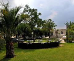 Tenuta Montenari - Giardino della location di nozze