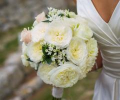 Elisabetta D'Ambrogio Wedding Planner - Il bouquet della sposa