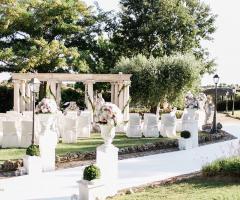 Villa Valente - Il rito civile