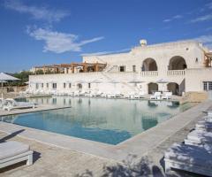 Borgo Egnazia - La piscina