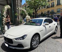 Tuscany Luxury Car Hire