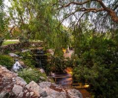 Masseria San Lorenzo - Il giardino delle cave