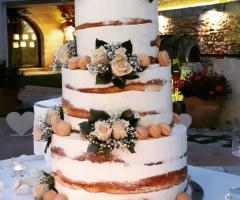 Antica Masseria Martuccio - La torta nuziale