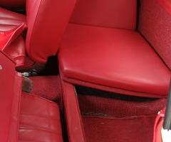 Mercedes 190 sl terzo sedile