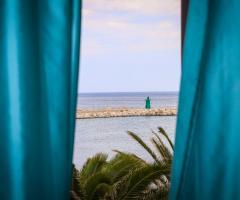 Palazzo Filisio Hotel Regia Restaurant - Uno scorcio del mare pugliese