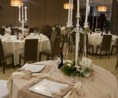 Ristorante Alla Veneziana - Il tavolo degli sposi