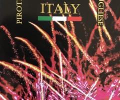 La Pirotecnica Pugliese - Gli effetti speciali made in Italy