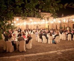 Masseria San Lorenzo - La cena di nozze