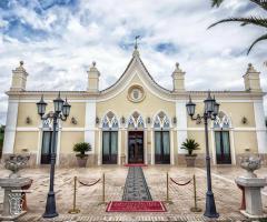 Grand Hotel Vigna Nocelli Ricevimenti - Vista frontale
