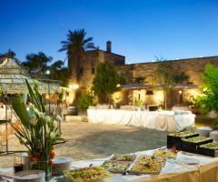 Masseria San Lorenzo - L'angolo degli antipasti