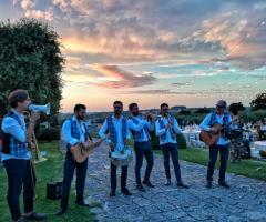 Metamorphosis Wedding Band - Al tramonto