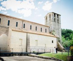 Abbazia di Sant'Andrea in Flumine - Location di matrimonio a Roma