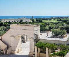 Borgo Egnazia - I giardini e gli uliveti