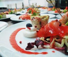 Villa Madama - Coreografie culinarie