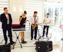 Summertime Trio - La band al completo