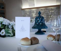 Palazzo Filisio Hotel Regia Restaurant - Il menù