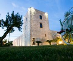 Casale San Nicola - Casale con hotel per gli sposi