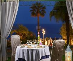 Royal Hotel Sanremo - La terrazza Capriccio Gourmet