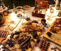 Villa Vergine - dolci e sigari