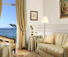Royal Hotel Sanremo - Dettagli delle suite