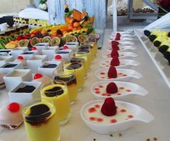 Villa Madama - Il dessert