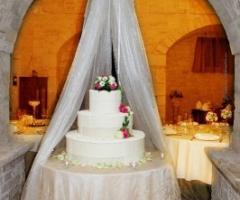 Masseria Bonelli - Torta per il matrimonio