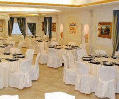 Villa Valente - Sala interna per il ricevimento di nozze