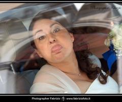 Fabrizio Foto - L'ironia della sposa