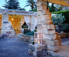 Villa Madama - Particolari delle strutture esterne