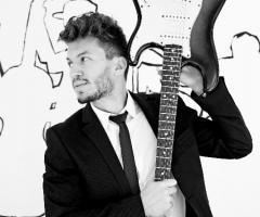 Novilunio Band - Il chitarrista