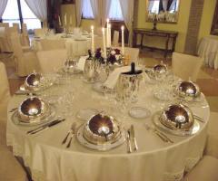 Grand Hotel Vigna Nocelli Ricevimenti - Mise en place