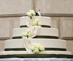 Villa Vergine - La torta nuziale