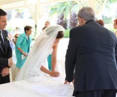 Imperatore di Puglia - La firma della sposa